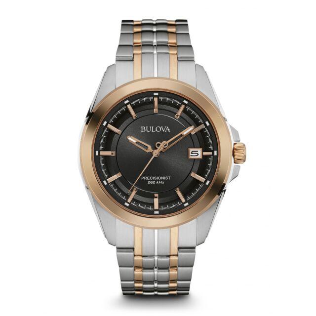 Bulova 98B268 Herren-Precisionist Wristwatch