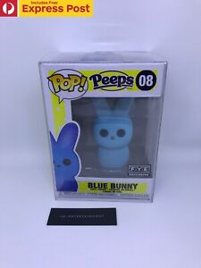 FUNKO-AD-ICONS-PEEPS-BLUE-BUNNY-FYE-EXCLUSIVE-US-POP-VINYL-08-NEW-GREAT-BOX