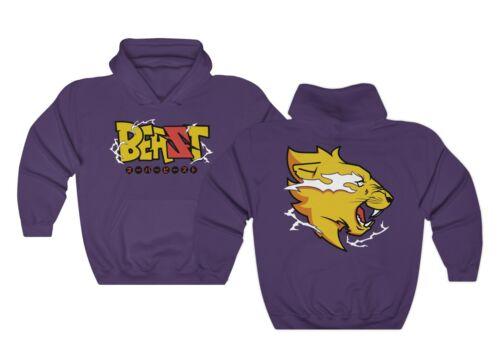 Super Beast Z Sweat à Capuche Unisexe Mr Beast Sweat M Beast Sweat À Capuche Hommes Femmes Merch