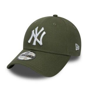 NEW-ERA-940-MLB-League-Basic-Cap-NEW-YORK-Yankees-Ny-Cap-80636010-Green