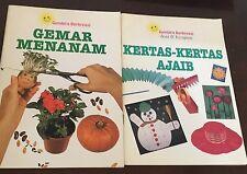2 X GEMBIRA BERKREAS, GEMAR MENANAN, KERTAS-KERTAS AAIB. 9795930737