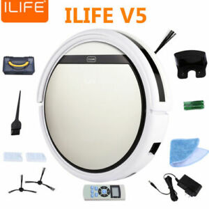 ILIFE-V5-Smart-Aspirateur-Robot-Nettoyage-Balayeuse-Clean-Robot-Vacuum-Cleaner