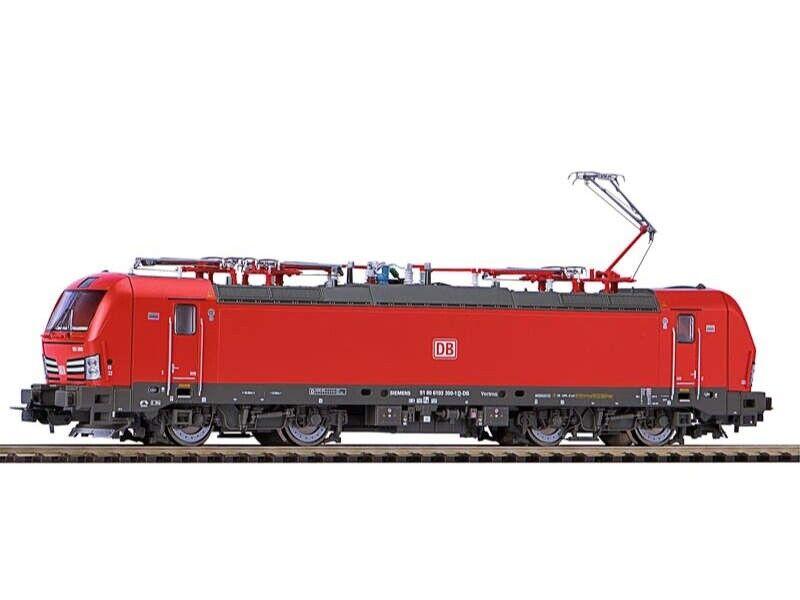 Piko 59084 e-Lok Vectron de DB AG, época VI, 4 pantógrafos, pista h0