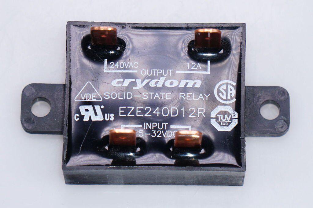 CRYDOM EZE240D12R 240VAC 12A Solid State Relays Halbleiterrelais  NEU
