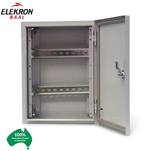 IP 66 2X12 Poles Din rail Enclosure SwitchBoard-Distribution Box