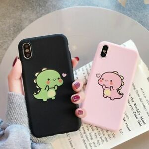 Silicone Case For Xiaomi Redmi Note Back Phone Cover Cute Dragon Pink Girl Gift