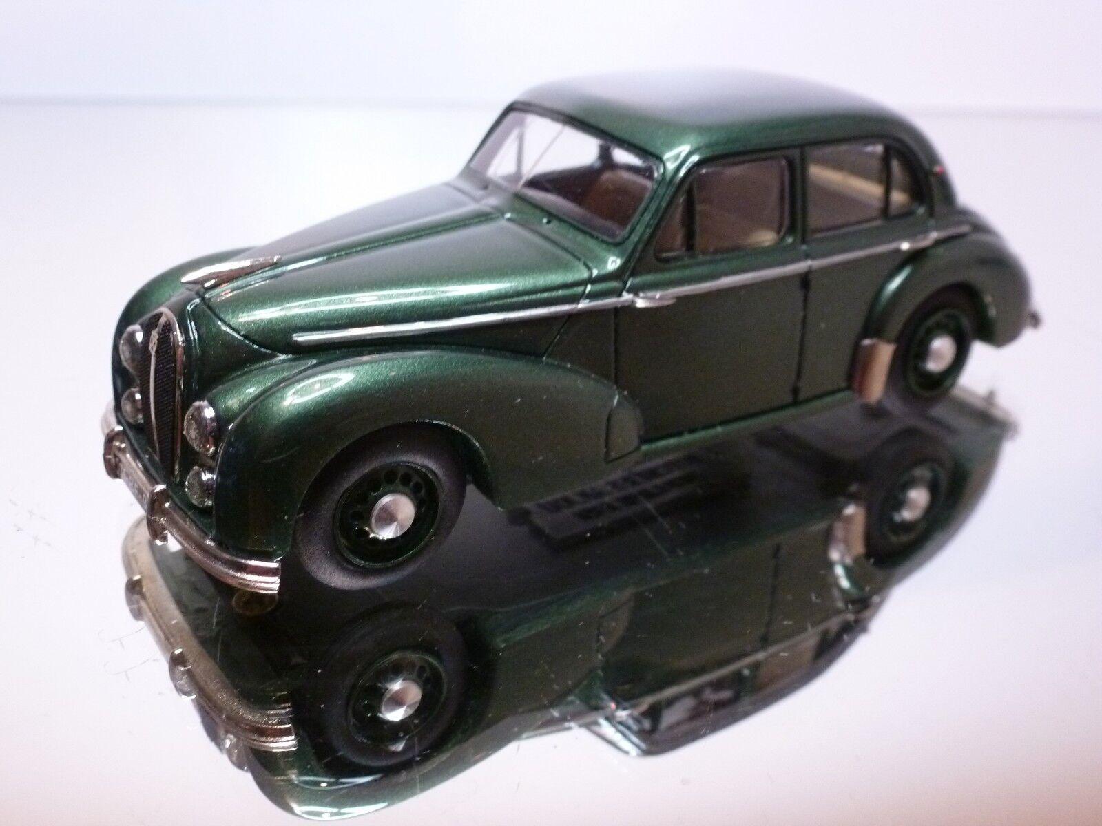 CLASSIQUES HOTCHKISS ANJOU BERLINE 1951 - verde METALLIC 1 43 - EXCELLENT -24+25
