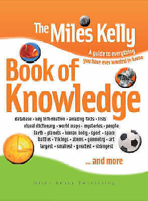 Various, The Miles Kelly Book of Knowledge (Reference), Excellent Book