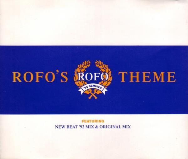 Rofo - Rofo's Theme (4 trk CD)
