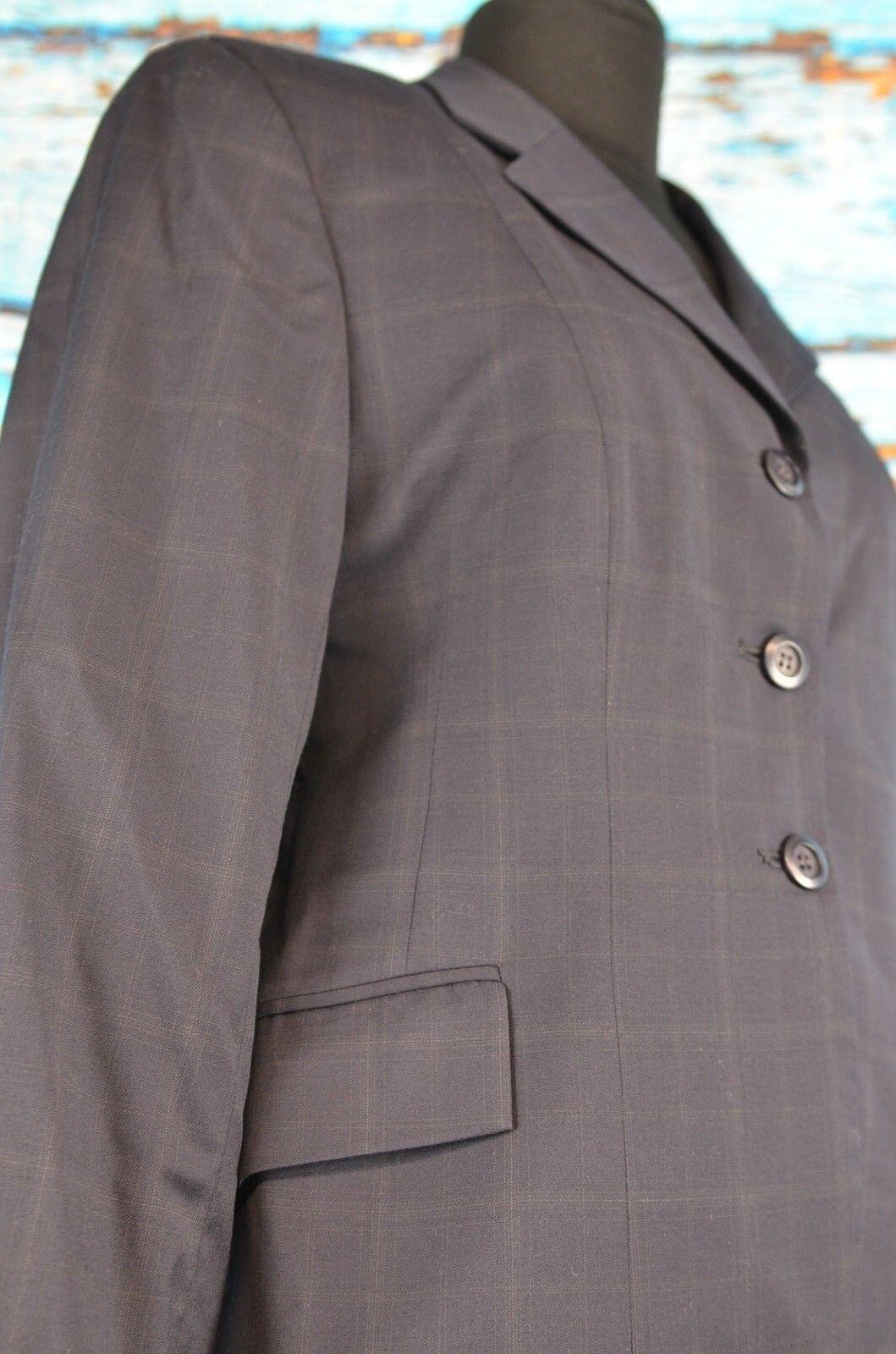 Grand Prix para mujer Show Ecuestre Equitación Chaqueta  Tamaño 9 Blazer Chaqueta de lana abrigo  muy popular