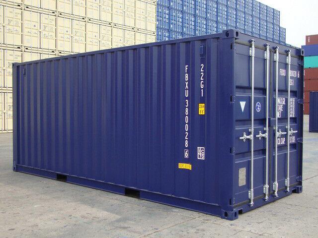 Lej en flyttecontainer