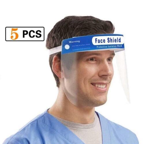 5 Pack Face Shield Packs
