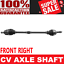 FRONT RIGHT CV Axle Drive Shaft For MITSUBISHI ECLIPSE Naturally Aspirated FWD