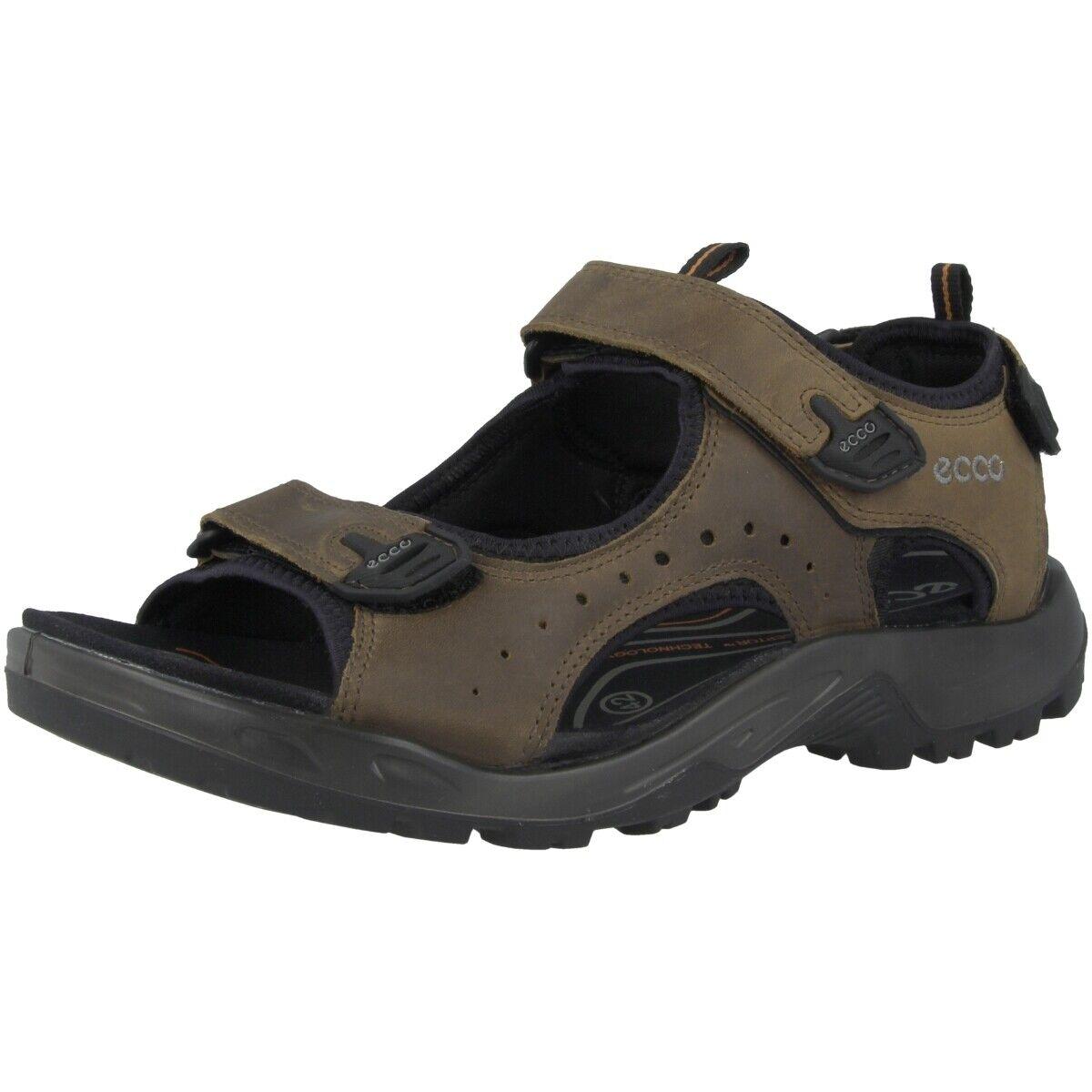 Ecco offroad Andes II sandal mens trekking hiking zapatos marrón
