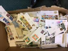 GB Job lot 1000 First Day covers 1971 - 2008 perfect for used sets stamps