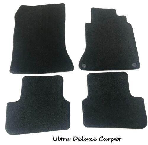 75-96 normal Perfect Fit Black Carpet Car Floor Mats Tailored for Jaguar XJS