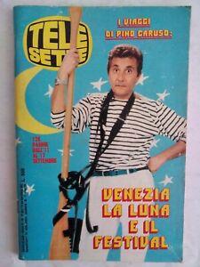 Telesette-1983-caruso-guerritore-kinsky-clift-taylor-falcao-hepburn-hopkins