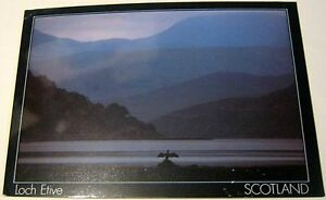 Scotland-Lock-Etive-Argyll-PSO00285-DRG-J-Arthur-Dixon-posted