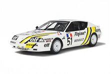 Alpine GTA Europa Cup Jean Ragnotti 1/18 Otto Models OttOmobile OT185