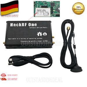 Black-HackRF-One-1MHz-6GHz-SDR-Platform-Software-Defined-Radio-Development-Board