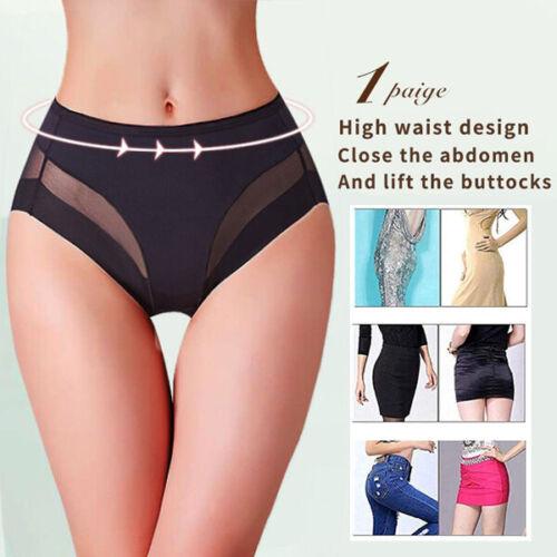 Body Shaper Women High Waist Tummy Slimming Control Panties Underwear Shapewear