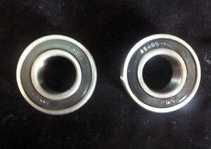 1 Pair Harley 2007-Up Front//rear wheel hub sealed bearing w//25mm inner diameter