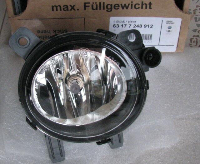 Genuine BMW NEW F20 F30 Front Bumper RIGHT OS FOG LIGHT LAMP 63177248912 F21 F22