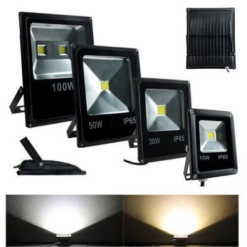 20W 30W 50W 100W 150W 200W LED  Flood Cool White /& RGB Flood Light