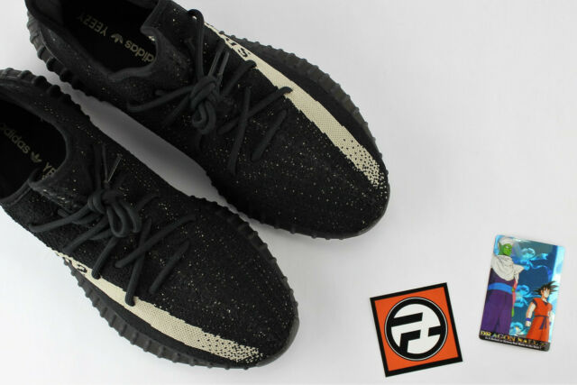a89638ef8f1d8 adidas Yeezy Boost 350 V2 Black White Size 13 Authentic With Receipt ...