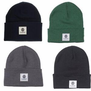 Caricamento dell immagine in corso Cappello-invernale -verde-blu-nero-e-grigio-Element- 3ba17f6e53b3
