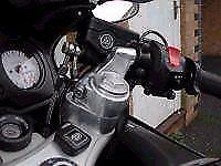 Honda Blackbird CBR1100XX 96-08 28mm Bar Risers UK Supplier NEW
