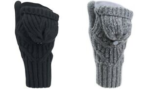 New-Under-Armour-Womens-Around-Town-Flip-Top-Mittens-Choose-Size-Color-MSRP-28