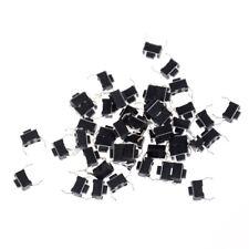 30x Momentary Tact Tactile Push Button Switch 2 Pin Dip Through Hole 3x6x43p