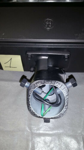 Industrial Lighting Fixture GE MODEL Cat RPF.S.20