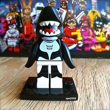 71017 THE LEGO BATMAN MOVIE Orca #14 Minifigures SEALED Killer Whale Shark B&W