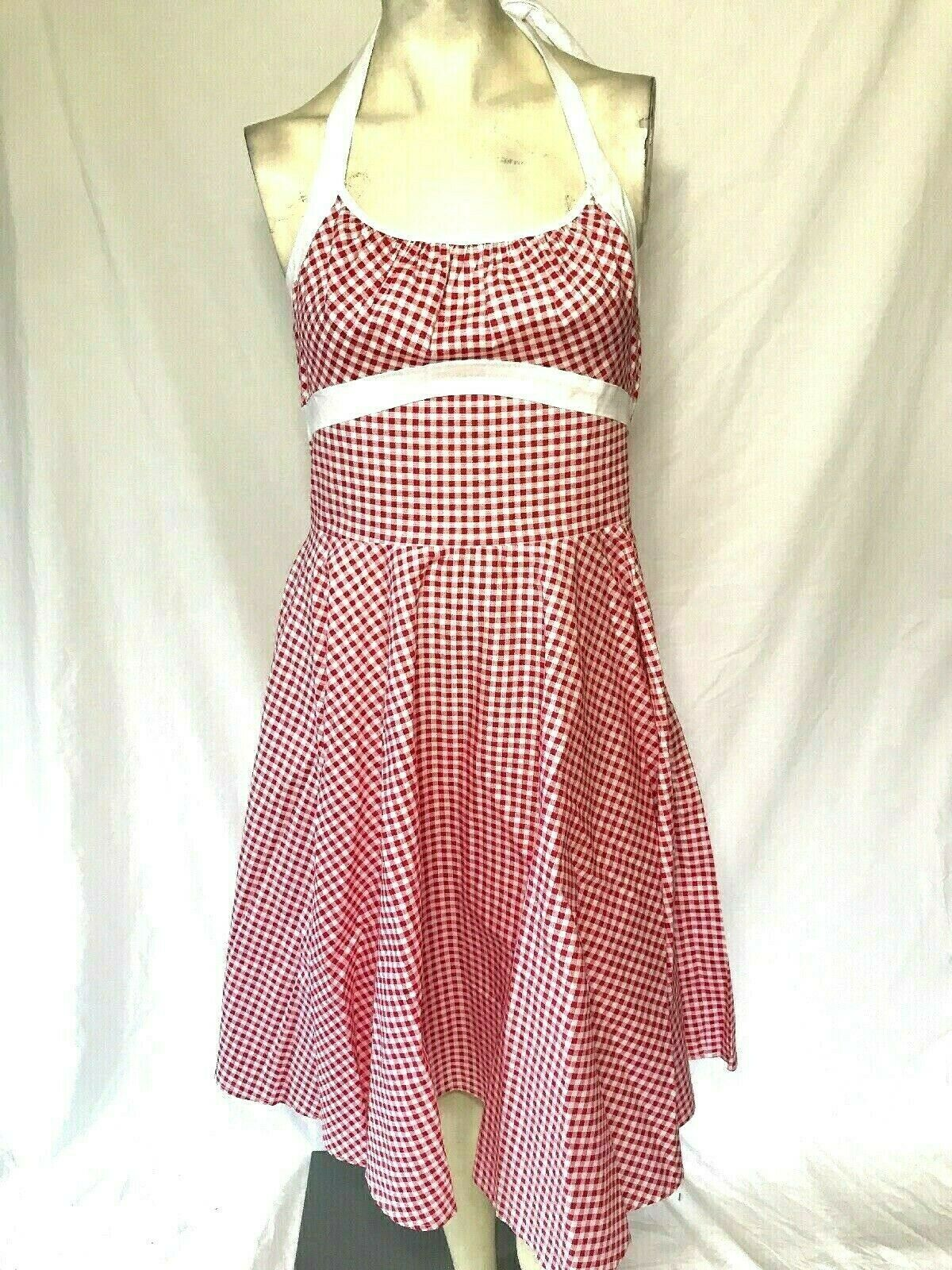 Pinup Couture Womens Fashionable Plaid Dress