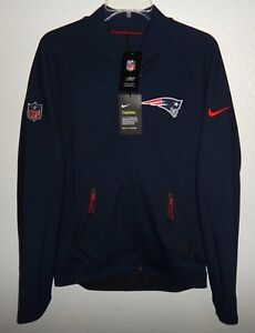 672ec022ef3 NWT MENS S NIKE NEW ENGLAND PATRIOTS NFL FOOTBALL SIDELINE COACHES ...