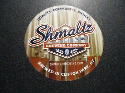 SHMALTZ he/'brew hebrew hop manna Logo STICKER decal craft beer brewery brewing