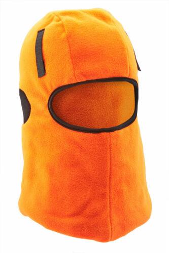 B//Click Fleece Unisex Balaclava Thinsulate Lined Hook /& Loop Work Winter Warm