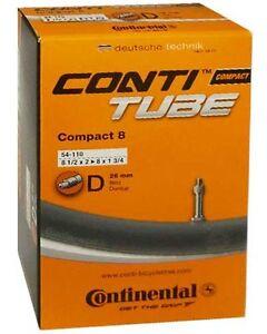 Continental-Compact-Schlauch-8-1-2x2-54-110-mit-Standard-Dunlop-Ventil-26-5