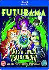 Futurama - Into The Wild Green Yonder (Blu-ray, 2009)