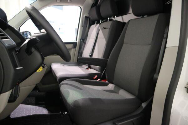 VW Transporter 2,0 TDi 102 Kassevogn lang - billede 5