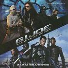 Gi Joe The Rise of Cobra (channing Tatum) CD Original Soundtrack Alan Silvestri