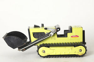 Tin-Toys-Tonka-Bulldozer-T-6-Light-Green-11-13-16in-Without-Drive-119822