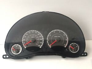 Image Is Loading 2005 Jeep Liberty Sdometer Instrument Cer Gauges Panel