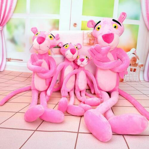 """130cm Pink Panther Plush Toy Stuffed Animals Doll 51/"""" Soft Pink Panther Pendant"""