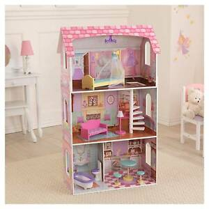 Penelope Dollhouse With Furniture Kidkraft 65179