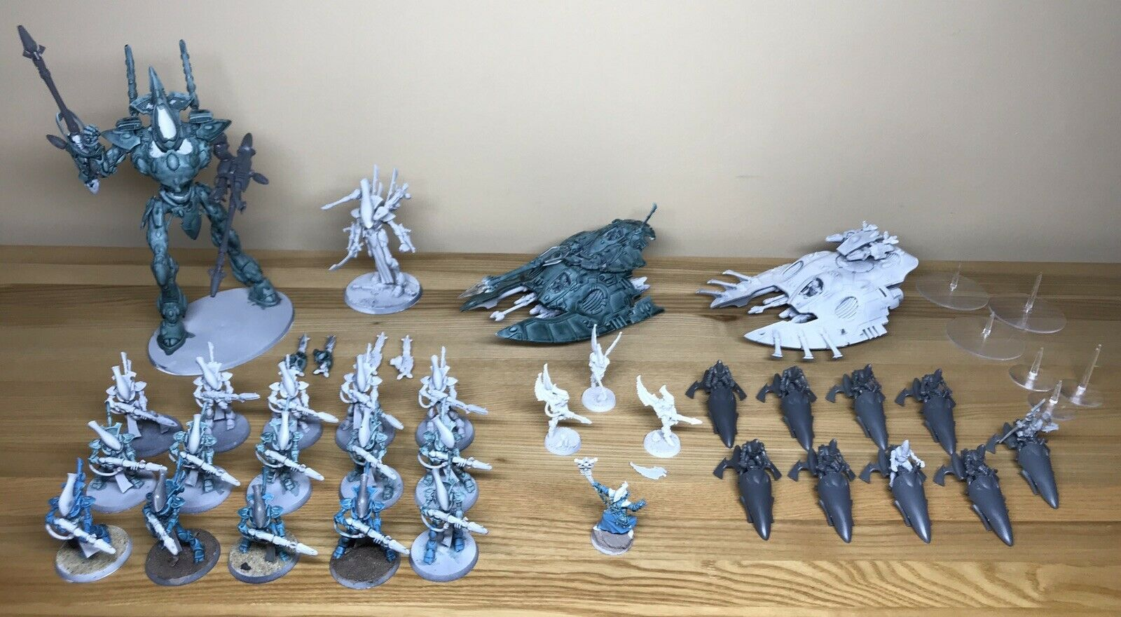 Warhammer 40k   Eldar   Aeldari Craftworlds Vanguard Detachment Army Windriders