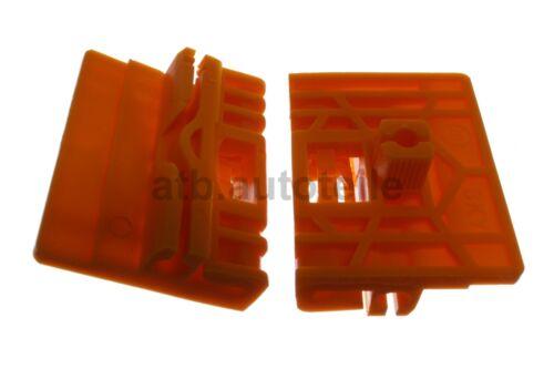 Lève vitre reparaturclip pour vw touareg adapté avant arrière gauche droite Neuf