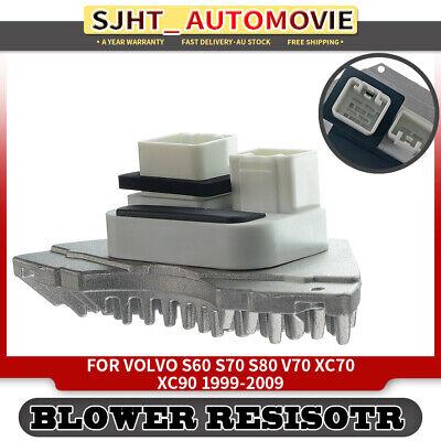 HVAC Blower Motor Resistor Regulator for VOLVO S60 S70 V70 S80 8693262//9171541